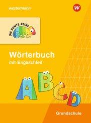Die Bunte Reihe Deutsch - Wörterbuch mit Englischteil Grundschule