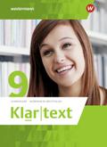 Klartext, Allgemeine Ausgabe 2015 für Gymnasien: 9. Schuljahr, Schülerband
