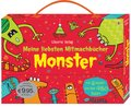 Meine liebsten Mitmachbücher: Monster, 4 Bde.