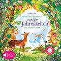 Mein Klassik-Klangbuch: Die vier Jahreszeiten von Antonio Vivaldi, m. Soundeffekten