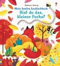 Mein buntes Gucklochbuch: Bist du das, kleiner Fuchs?