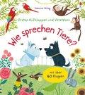 Wie sprechen Tiere?