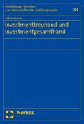 Investmenttreuhand und Investmentgesamthand