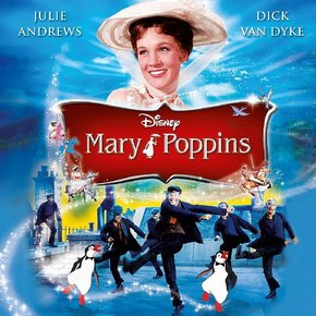 Mary Poppins, 1 Audio-CD (Soundtrack)