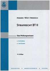 Strafrecht BT II