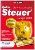 QuickSteuer Deluxe 2019, 1 DVD-ROM