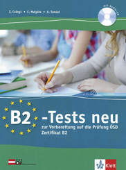 B2-Tests neu, m. Audio-CD