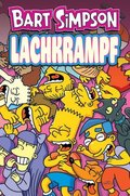 Bart Simpson Comic - Lachkrampf