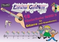 Einfacher!-Geht-Nicht: Kinderlieder, für Gitarre (mit Kapodaster), m. Audio-CD - Bd.2