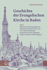 Geschichte der Evangelischen Kirche in Baden