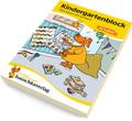 Kindergartenblock - Das kann ich schon!