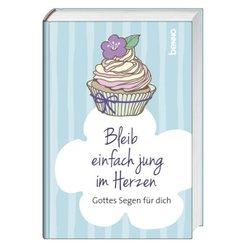 """Geschenkbuch """"Bleib einfach jung im Herzen"""""""