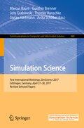 Simulation Science