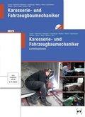 Karosserie- und Fahrzeugbaumechaniker, 2 Bde. m. DVD