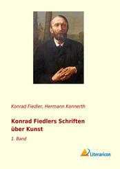 Konrad Fiedlers Schriften über Kunst