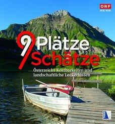 9 Plätze - 9 Schätze (Ausgabe 2018)