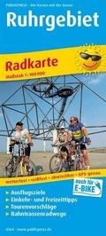 PublicPress Radwanderkarte Ruhrgebiet