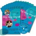 Sing Sang Song III, Chorleiterband + Chorpartitur (10 Exemplare) + Audio-CD (Paket) - Bd.3