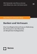 Banken und Vertrauen