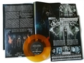 Sonic Seducer: Titelstory Dimmu Borgir, m. orange-transparenter 7''-Vinylsingle (Schallplatte)  + Audio-CD; Ausg.2018/5