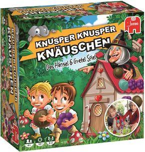Knusper, Knusper Knäuschen (Kinderspiel)