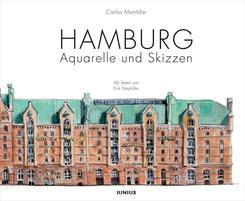 Hamburg. Aquarelle und Skizzen