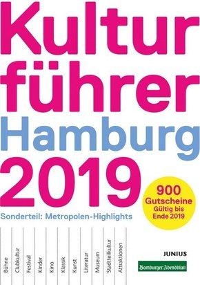 Kulturführer Hamburg 2019
