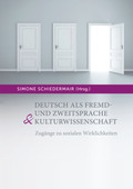 Deutsch als Fremd- und Zweitsprache & Kulturwissenschaft