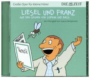 Liesel und Franz, 1 Audio-CD