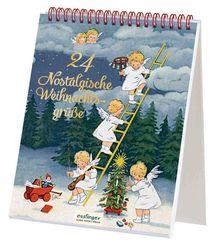 24 nostalgische Weihnachtsgrüße