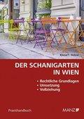 Der Schanigarten in Wien