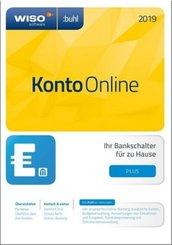 WISO Konto Online Plus 2019, 1 DVD-ROM