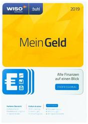 WISO Mein Geld Professional 2019, 1 DVD-ROM
