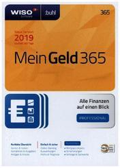 WISO Mein Geld Professional 365, 1 DVD-ROM