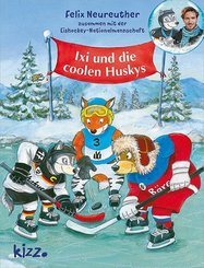 Ixi und die coolen Huskys