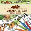 Tierpark Berlin Wimmel-Malbuch