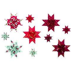 Fröbelsterne, Jolly Christmas, Classic