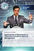 Applicability of Blockchain in Telecommunications Service Management
