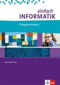 einfach Informatik, Bundesausgabe ab 2018: Programmieren