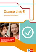 Orange Line, Ausgabe 2014: 9. Klasse, Klassenarbeitstraining aktiv!, m. Multimedia-CD; .5