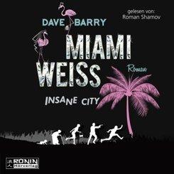 Miami Weiss. Insane City, MP3-CD