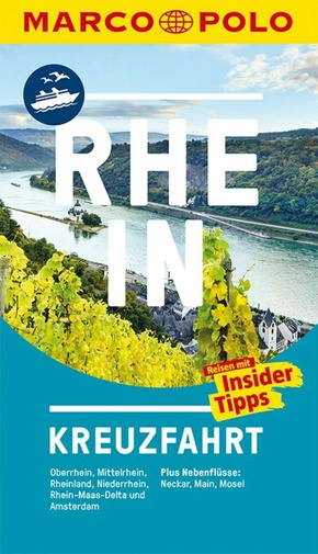 MARCO POLO Reiseführer Rhein Kreuzfahrt