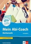 Mein Abi-Coach Mathematik 2019 Leistungskurs, Ausgabe Nordrhein-Westfalen