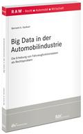 Big Data in der Automobilindustrie
