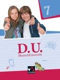 D.U. - DeutschUnterricht, Ausgabe Bayern: 7. Schuljahr, Schülerband