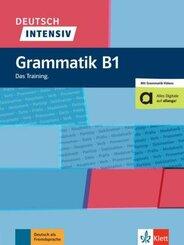 Deutsch intensiv - Grammatik B1