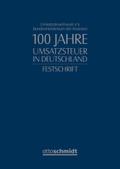 100 Jahre Umsatzsteuer in Deutschland