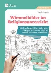 Wimmelbilder im Religionsunterricht