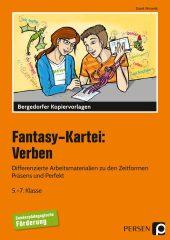 Fantasy-Kartei: Verben
