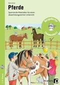 Pferde, m. CD-ROM